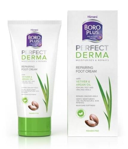 Купить Боро плюс perfect derma крем для ног интенсивное восстановление 75мл цена