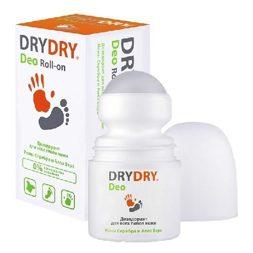 Купить Deo roll дезодорант для всех типов кожи 50мл цена