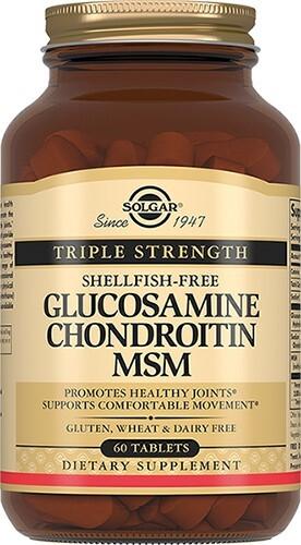 Глюкозамин хондроитин комплекс