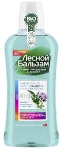 Купить Ополаскиватель для полости рта защита от бактерий и налета 400мл цена