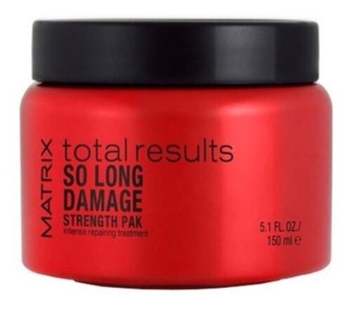 Купить Total results соу лонг дэмэдж маска для восстановления поврежденных волос 150мл цена