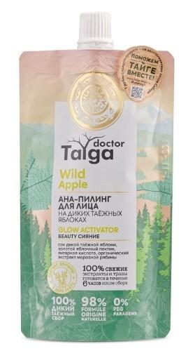 Купить Doctor taiga ана-пилинг для лица beauty сияние 100мл цена