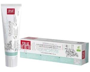 Купить Professional зубная паста сенситив 100мл цена