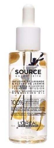 Купить Loreal professionnel source essentielle масло для питания сухих и поврежденых волос 70мл цена