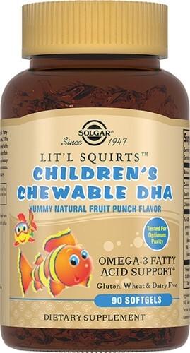 Купить Золотые рыбки солгар жеват капсулы для детей цена