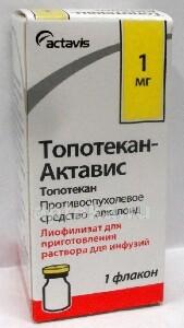 Топотекан-актавис