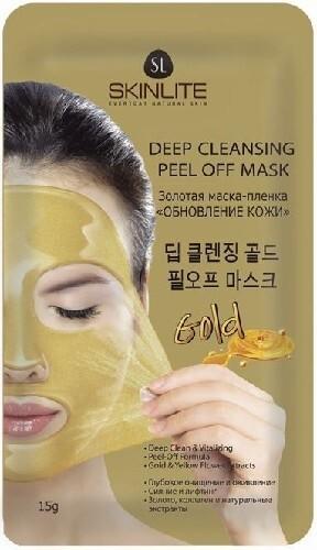 Купить Золотая маска-пленка обновление кожи 15,0 цена
