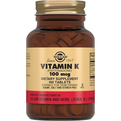 Купить Витамин к 100мкг цена