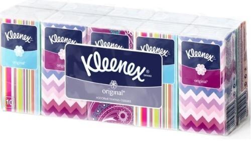 Купить Original носовые платочки n10х10 цена