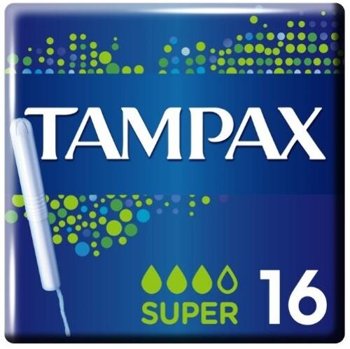 Купить Тампоны super с аппликатором n16 цена
