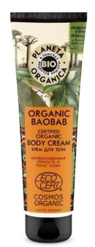 Купить Organic baobab крем для тела 140мл цена