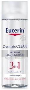 Купить Dermatoclean освежающий и очищающий мицеллярный лосьон 3в1 200мл цена