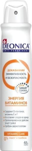 Купить Антиперспирант энергия витаминов 200мл/спрей цена