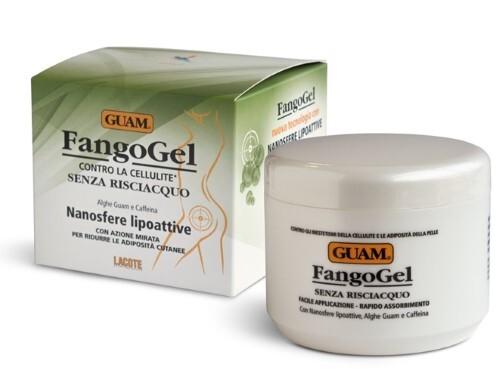 Купить Fangogel гель антицеллюлитный с липоактивными наносферами 400мл цена