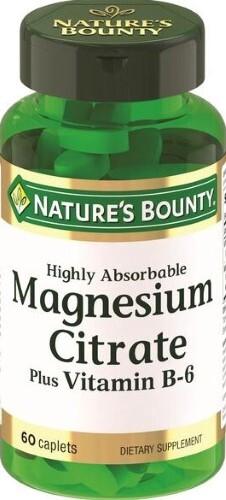 Купить Цитрат магния с витамином b6 цена