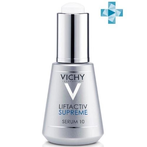 Купить Liftactiv supreme сыворотка 10 для молодости кожи 30мл цена