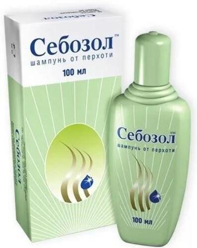 Купить Себозол шампунь от перхоти 100мл цена