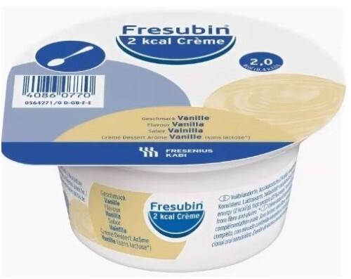 Крем 2 ккал смесь для энтерального питания со вкусом ванили n4