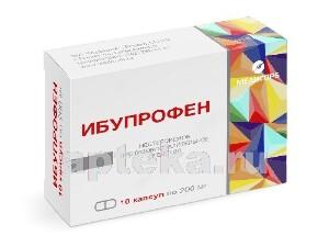 Ибупрофен медисорб