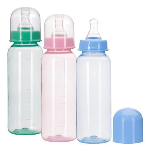 Купить Бутылочка полипропиленовая с силиконовой соской 0+ 250мл /11130 цена