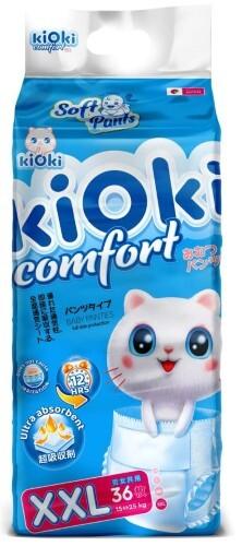 Купить Comfort soft подгузники-трусики детские xxl размер 15-25кг n36 цена