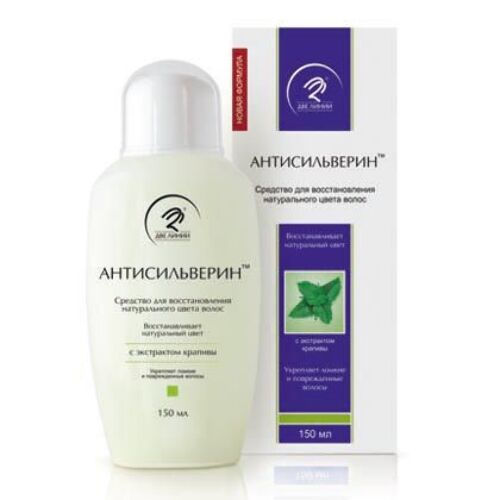 Купить Средство для восстановления натурального цвета волос с экстрактом крапивы 150мл цена