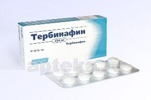 Купить Тербинафин цена
