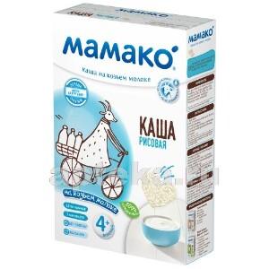 Купить Каша рисовая на козьем молоке 200,0 цена