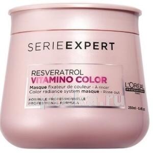 Купить Loreal professionnel serie expert vitamino color маска для сохранения цвета окрашенных волос 250мл цена