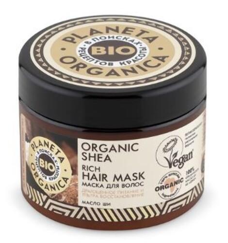 Купить Organic sheaмаска для волос густая 300мл цена