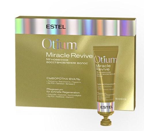Купить Professional otium miracle revive сыворотка-вуаль для волос мгновенное восстановление 23мл n5 цена