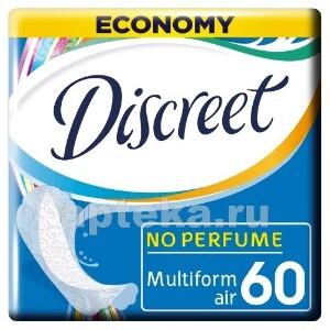 Купить Air multiform ежедневные гигиенические прокладки n60 цена