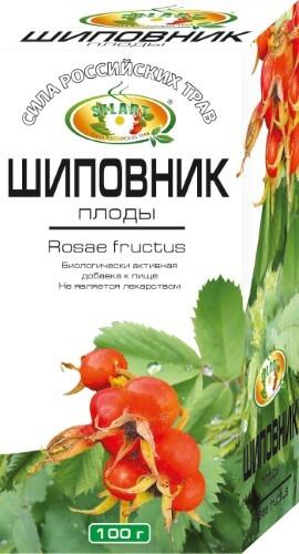 Купить Шиповник плоды сила российских трав цена