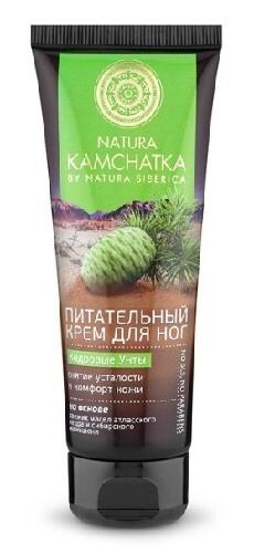 Купить Питательный крем для ног «кедровые унты» снятие усталости и комфорт кожи 75мл цена
