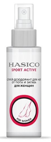 Купить Sport active спрей-дезодорант для ног от пота и запаха для женщин 110мл цена