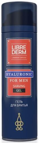 Купить For men гиалуроновый гель для бритья 200мл цена