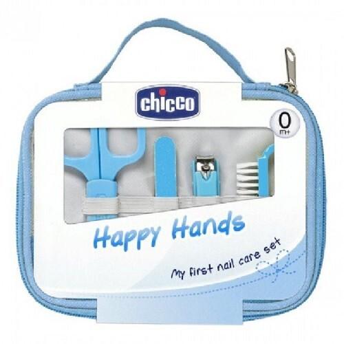 Купить Happy hands маникюрный набор для мальчиков 0+ цена