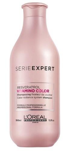 Купить Loreal professionnel serie expert vitamino color шампунь для окрашенных волос 300мл цена