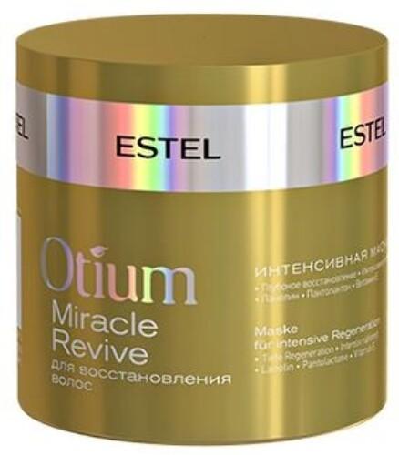 Купить Professional otium miracle revive маска интенсивная для восстановления волос 300мл цена