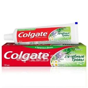 Купить Лечебные травы зубная паста 100мл цена