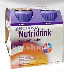 Купить Компакт протеин персик/манго 125мл n4 цена