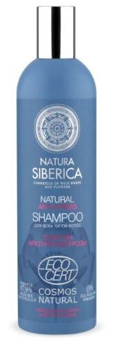 Купить Шампунь для всех типов волос anti-stress 400мл цена