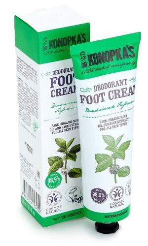 Купить Крем для ног дезодорирующий 75мл цена