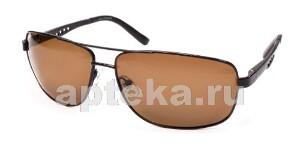 Купить Очки поляризационные мужские коричневая линза/с13198 цена