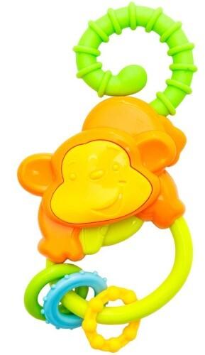 Купить Погремушка обезьянка 3+ цена