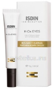 Купить Isdinceutics k-oх eyes крем для кожи вокруг глаз 15мл цена