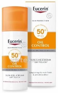 Купить Солнцезащитный гель-крем для проблемной кожи лица spf 50+ 50мл цена