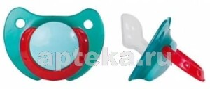 Купить Пустышка адаптированной формы силикон 4+ /4112 цена