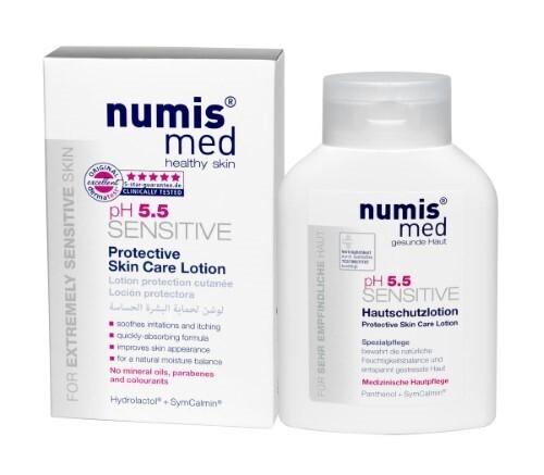 Купить Молочко защитное для кожи сенситив рн 5,5 200мл цена