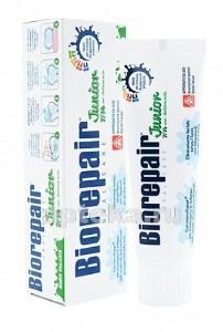 Купить Junior зубная паста для детей 7-14 лет сладкая мята 75мл цена